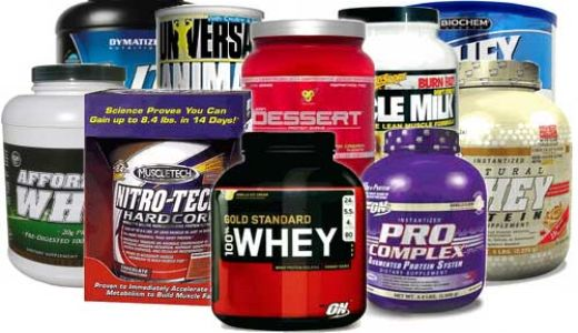 DRINK SOME NUTRITION: PROTEIN SHAKES