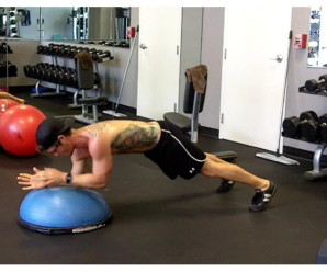 SHOULDER STABILITY / CORE STRENGTH