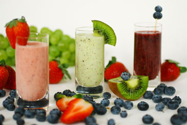 Surfer Nutrition – Fruit Smoothies